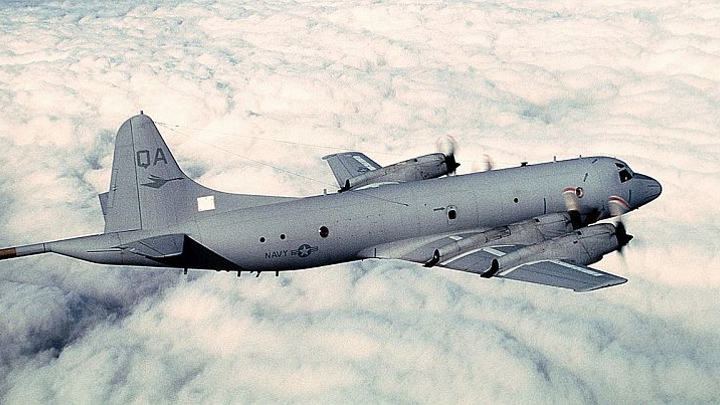 P-3C Orion, after which the CP-140 Aurora is modeled