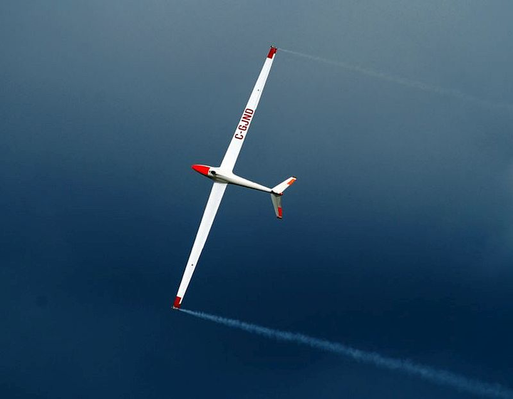 NRL tests cooperative soaring for sustained flight of unmanned sailplanes
