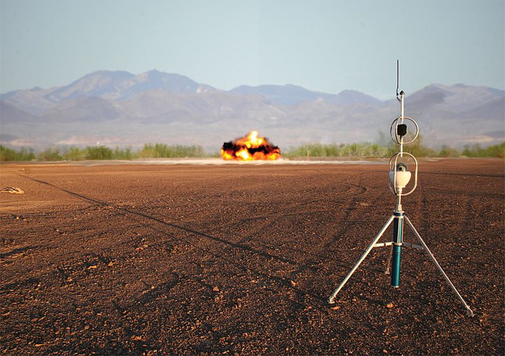 Setting the standard for military ordnance detection and classification