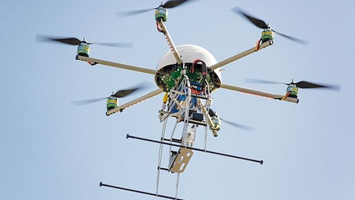 Companies focus on shrinking, cooling EO/IR systems for aerospace, especially UAS