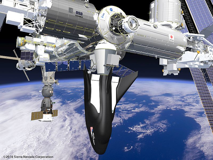 Sierra Nevada selects ULA to launch Dream Chaser spacecraft cargo mission to ISS