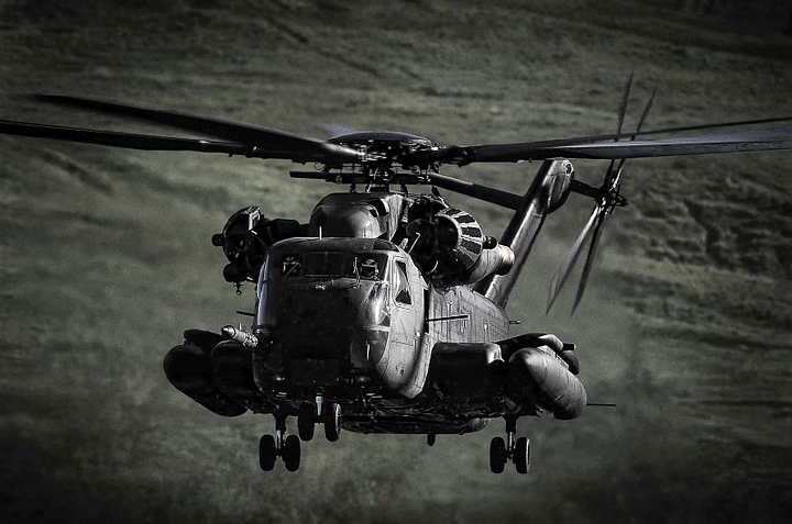 Coast Guard searching for Marines after two helicopters collide near Oahu