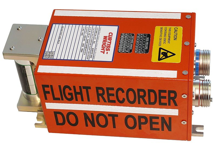 Curtiss-Wright and Ultra Electronics deliver lightweight crash recorder, HUMS for helicopters