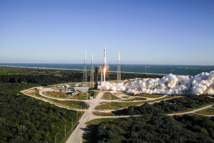 Aerojet Rocketdyne places twelfth GPS navigation satellite into orbit for U.S. military