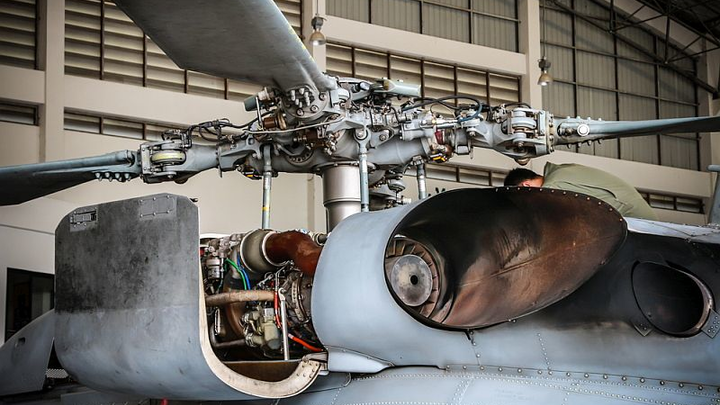 Four disruptive developments that will impact rotorcraft maintenance in defense