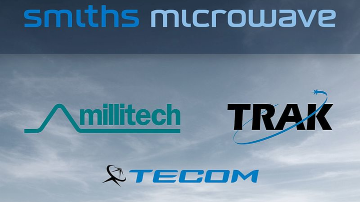 Smiths Microwave integrates TECOM, TRAK, and Millitech into single business