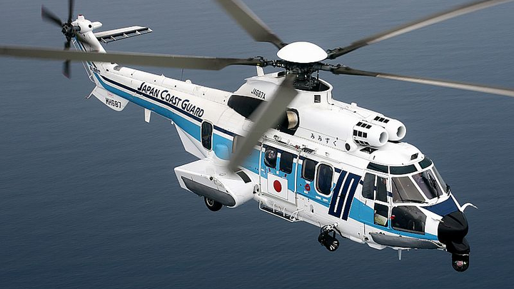 Japan Coast Guard expands Airbus H225 Super Puma helicopter fleet for search and rescue