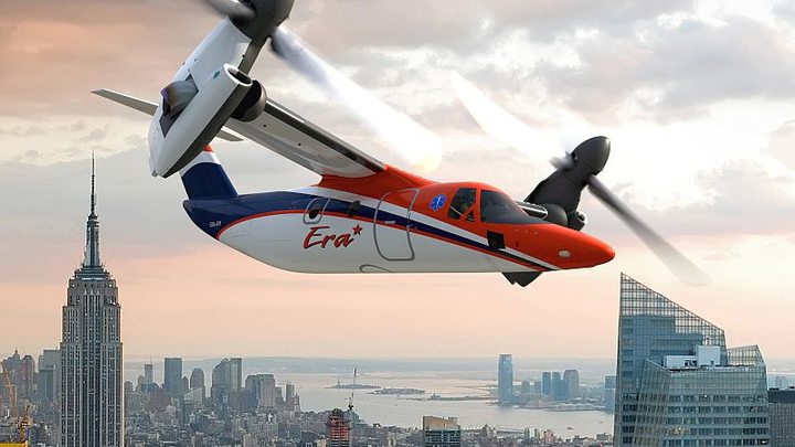 Finmeccanica and Era partner to advance commercial tiltrotor for EMS toward FAA certification