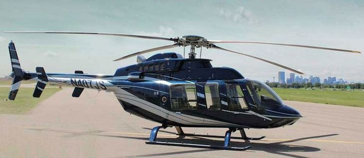 Nevada Department of Wildlife to rejuvenate helicopter fleet with Eagle 407HP and Honeywell turboshaft engine
