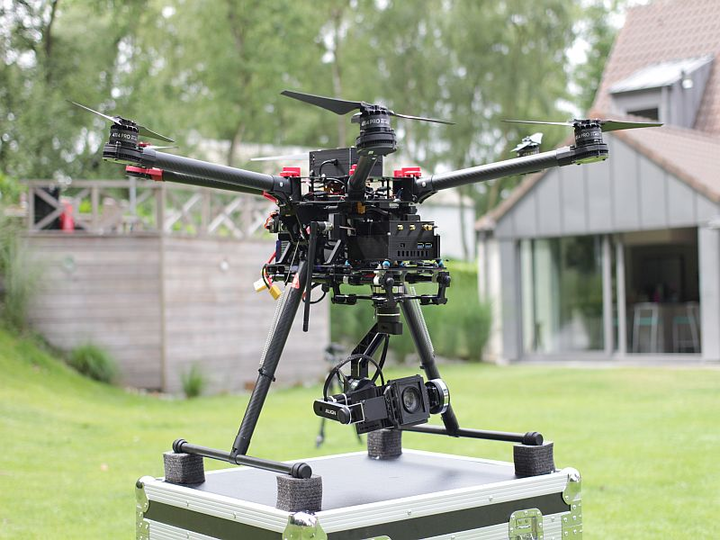 """EagleEye delivers unmanned aircraft with """"brain on board"""""""
