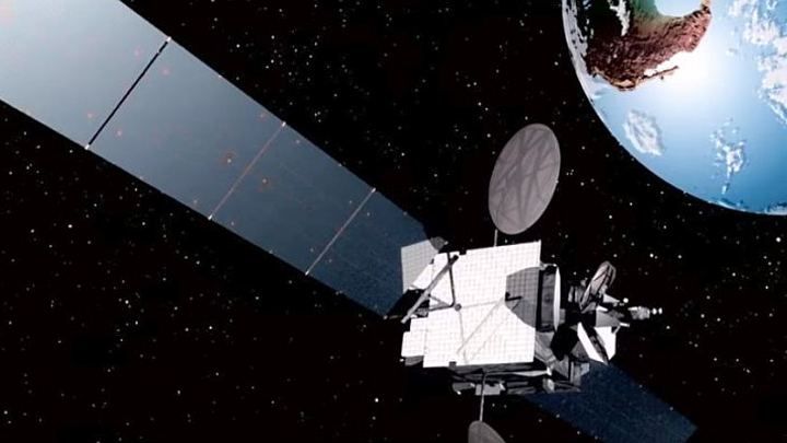 Intelsat General and L-3 Communication Systems-West demo automatic beam switching for UAS on Intelsat EpicNG
