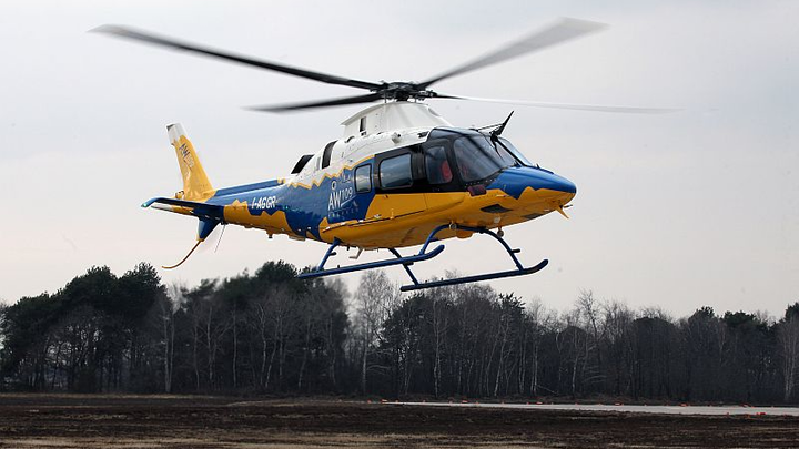 AgustaWestland Trekker helicopter performs first flight, moves toward EASA certification