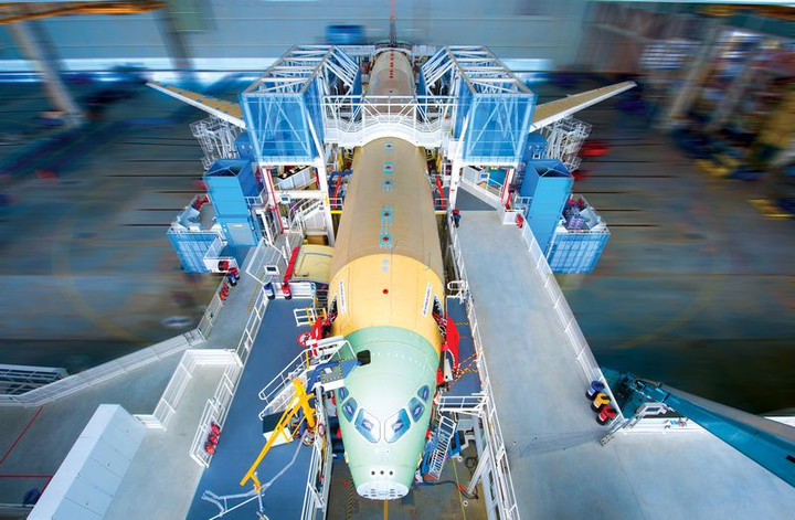 Airbus uses IoT to fuel 'Factory of the Future'