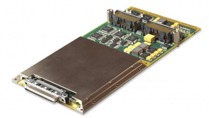 Abaco Systems high-performance graphics board designed for safety-critical systems certified to DO-254 and DO-178