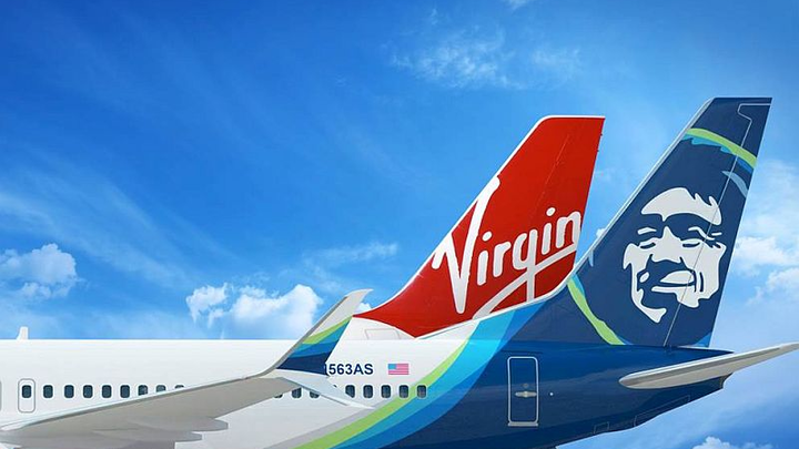 Alaska Airlines to become fifth largest U.S. airline with $4B Virgin America acquisition