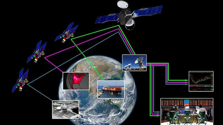 York Space Systems and BridgeSat to bring high-speed data downlink to YSS satellite for secure, optical communications