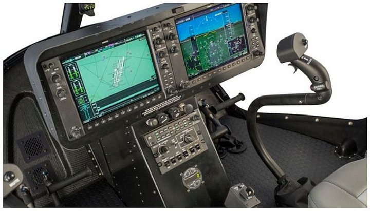 Bell 505 Jet Ranger X helicopter debuts in Japan