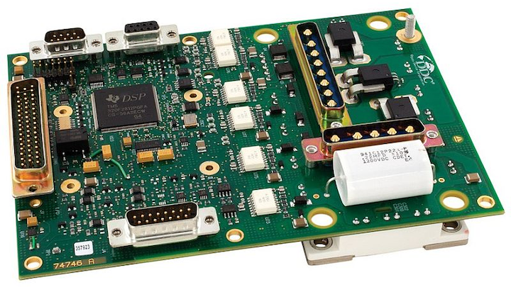 DDC debuts compact, plug-and-play motor controller with position, torque, and speed control