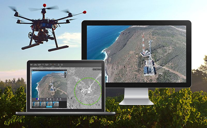 Drone2Map 1.0 for ArcGIS provides in-field rapid image processing for UAS operators