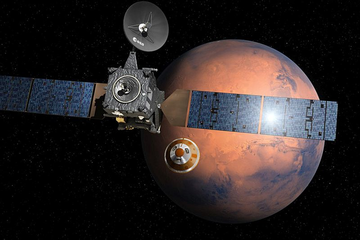 Thales Alenia Space implements critical ExoMars spacecraft software in AdaCore environment