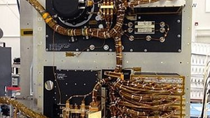 Thermacore k-Core technology cools NASA's earth science satellite observatory