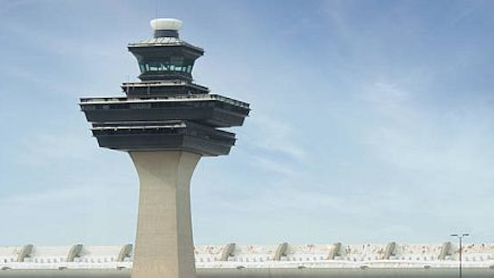 NextGen data communications technology operational at 45 of 56 air traffic control towers in U.S.