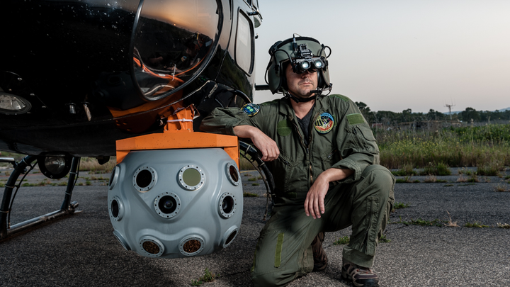 Elbit Systems wins $17M contract to supply BrightNite situational awareness system for air force helicopter pilots