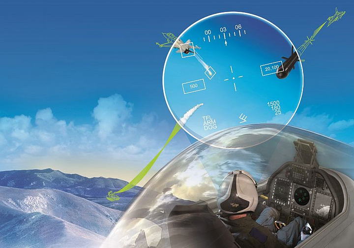 Elbit Systems demonstrates next-generation intelligence, pilot situational awareness, and flight safety systems