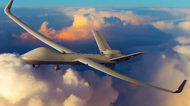 U.K. Ministry of Defence selects Certifiable Predator B Reaper for Royal Air Force