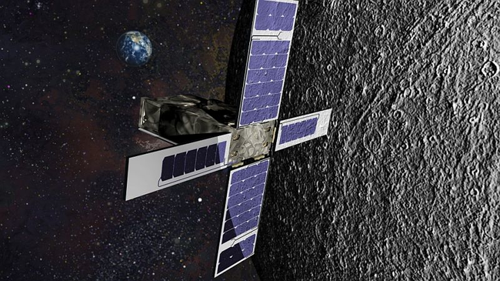 Lockheed Martin's new infrared technology on SkyFire CubeSat to explore lunar surface