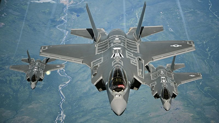 U.S. buys 90 military jets in $8.9M deal, largest F-35 contract in history with lowest price per air vehicle