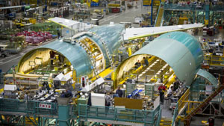 Boeing: longtime aerospace leader transforms into data-driven business, data powers innovation and integration