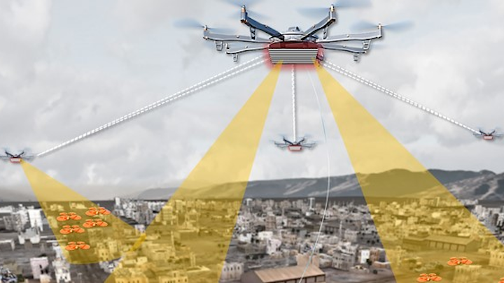 DARPA seeks technology to track low-flying unmanned aircraft in urban terrain