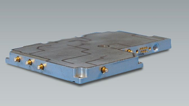 TRAK Microwave launches X-band synthesizer and upconverter for airborne environments