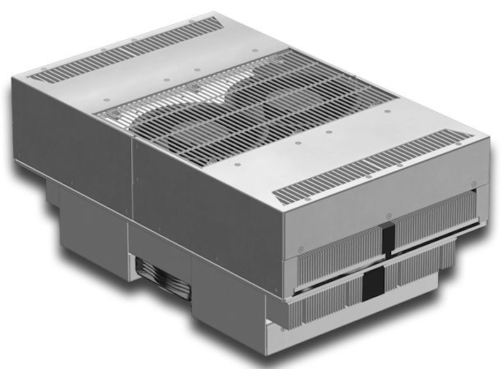 TECA debuts thermoelectric air conditioner with universal input power supply