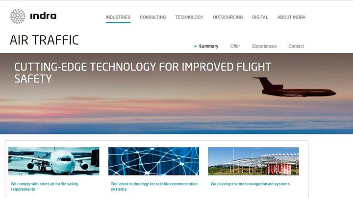 Indra wins contract to deploy Pacific Ocean ADS-B air traffic surveillance network
