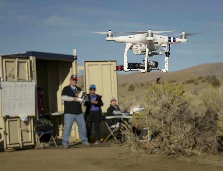 NASA conducts first beyond-line-of-sight flight test, advancing unmanned air traffic management
