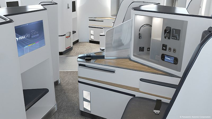 China Eastern Airlines selects Panasonic Avionics inflight entertainment and wi-fi connectivity for Airbus A350, Boeing 787 fleet