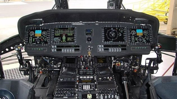 Kaman to manufacture Sikorsky H-60 helicopter cockpit through 2022