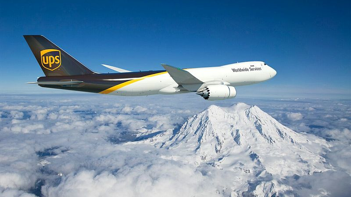 UPS expands network with 14, potentially 28, Boeing 747-8 Freighter cargo aircraft