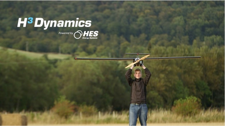 H3 Dynamics launches HYWINGS electric unmanned aircraft powered by aerospace-grade fuel cells