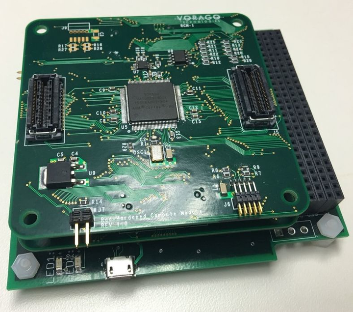 Bridging the CubeSat reliability-cost gap with rad-hard anchor electronics devices