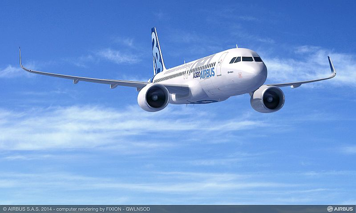 Content Dam Avi Online Articles 2016 12 A320neo With Leap 1a Engines 1