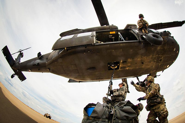 CACI wins $31M for modeling, simulation, training to enhance U.S. Army airborne ISR