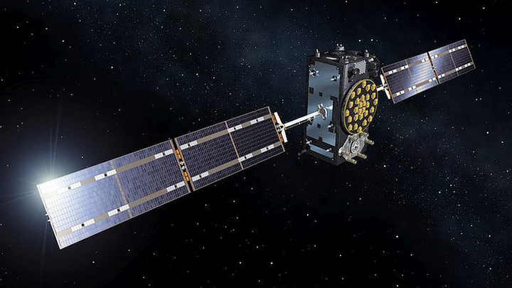 Thales Alenia Space uses HUBER+SUHNER RF components for Galileo satellites