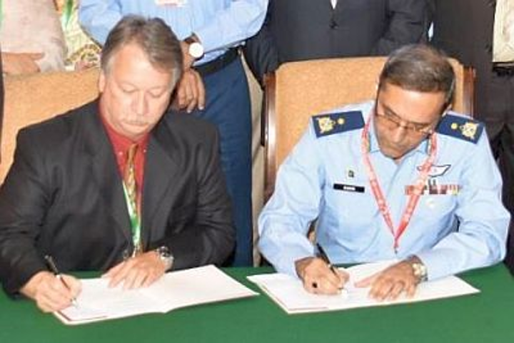 X Technologies to develop aircraft jet engine test system for Pakistan Air Force