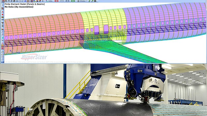 Collier Research design-optimization software company joins aerospace team to advance composite aircraft development, certification