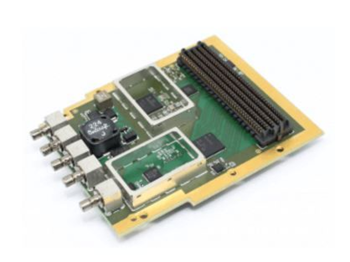 Creonic debuts FMC board with L-band RF input for satellite applications