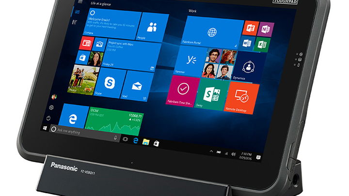 Panasonic expands Toughbook line with FZ-Q2 semi-rugged 2-in-1 tablet