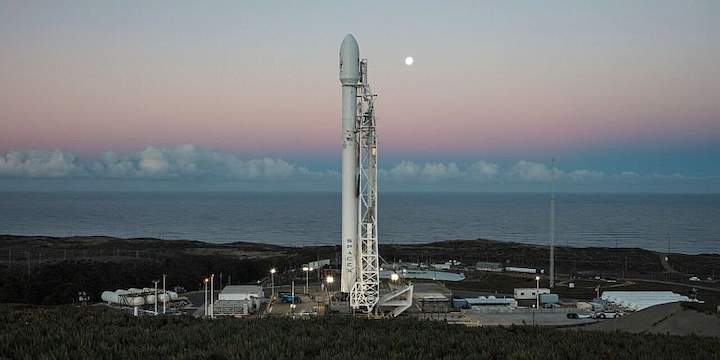 SpaceX Falcon 9 rocket delivers 10 Iridium satellites with Aireon ATC hosted payload to low-Earth orbit